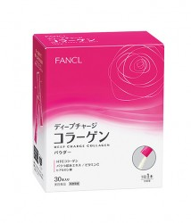 Fancl Deep Charge Collagen Powder
