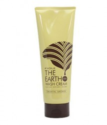 Очищающий крем Fiole The Earth Wash Cream Oriental Shower