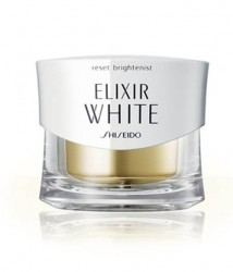 Отбеливающий крем Shiseido Elixir White Reset Brightenist Cream