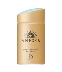 Cанскрин для лица и тела Shiseido Anessa Perfect UV Skincare Milk SPF 50+/PA++++