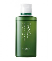 Пена для умывания Fancl FDR Sensitive Skin Care Washing Liquid 1