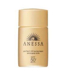 Cанскрин для лица и тела Shiseido Anessa Perfect UV Skincare Milk SPF 50 Mini
