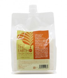 Очищающий крем Fiole The Earth Wash Cream Warm Citrus 2