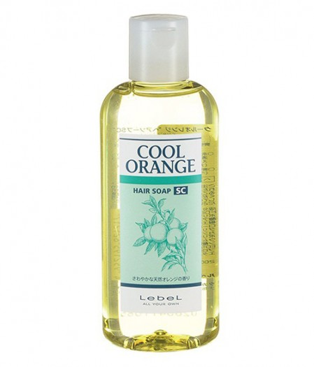 Шампунь Lebel Cool Orange Hair Soap Super Cool 1