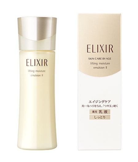 Увлажняющая эмульсия Shiseido Elixir Superieur Lift Moist Emulsion TII 2