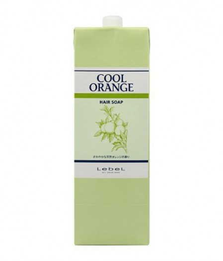 Шампунь Lebel Cool Orange Hair Soap Cool 3