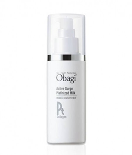 Молочко-эмульсия Obagi Active Surge Platinized Milk 1